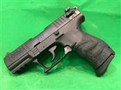 WALTHER ARMS Pistol P22 THREADED BARREL